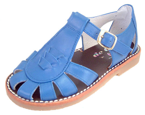 DE OSU 3468 - Blue Fisherman Sandals