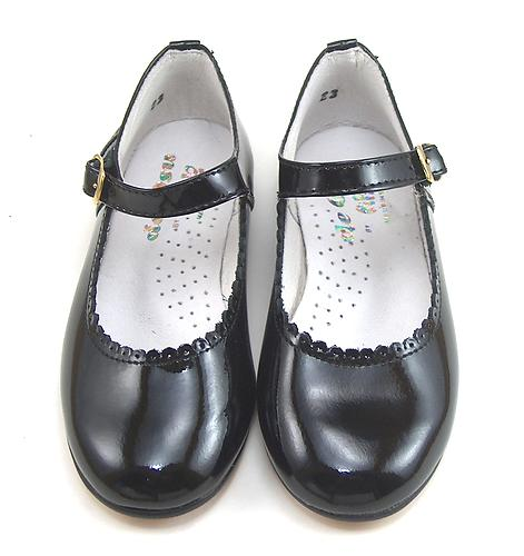 8070 - Black Patent Dress Shoes